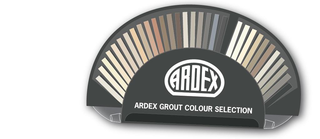 Grout Colours